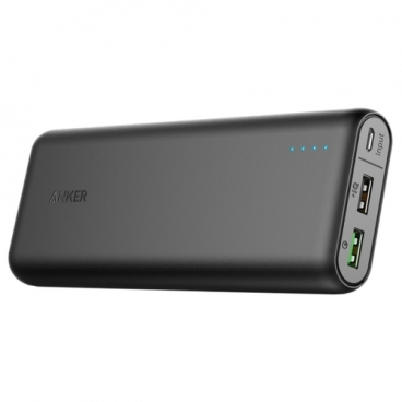 Аккумулятор ANKER PowerCore 20000 with Quick Charge 3.0