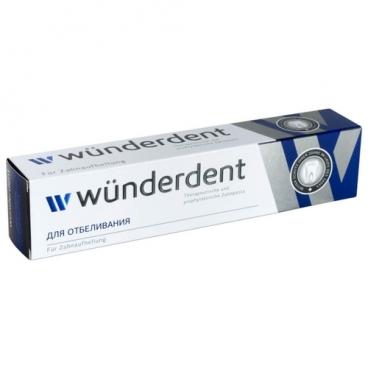 Зубная паста Modum Wunderdent для отбеливания