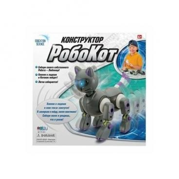 Электромеханический конструктор Galey Toys Education Science 88010 Робокот