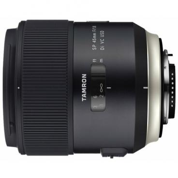 Объектив Tamron SP AF 45mm f/1.8 Di VC USD (F013) Canon EF
