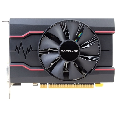 Видеокарта Sapphire Pulse Radeon RX 550 1206Mhz PCI-E 3.0 2048Mb 7000Mhz 128 bit DVI HDMI HDCP