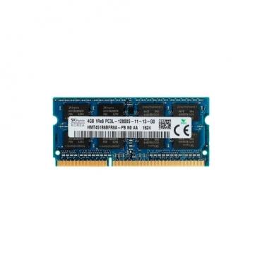 Оперативная память 4 ГБ 1 шт. Hynix DDR3L 1600 SO-DIMM 4Gb (HMT451B6BFR8A-PB)