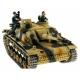 Танк Taigen Sturmgeschutz III Highest Configure (TG3868-1HC) 1:16 42 см