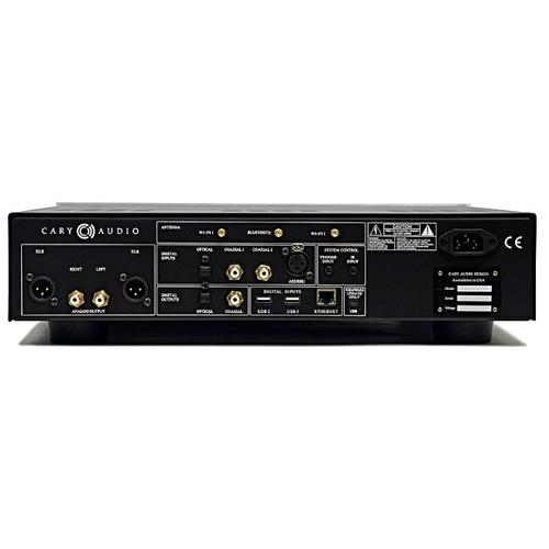 Сетевой аудиоплеер Cary Audio DMS-500