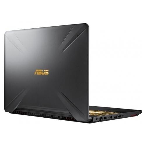"Ноутбук ASUS TUF Gaming FX505DT-AL071T (AMD Ryzen 7 3750H 2300 MHz/15.6""/1920x1080/8GB/512GB SSD/DVD нет/NVIDIA GeForce GTX 1650/Wi-Fi/Bluetooth/Windows 10 Home)"