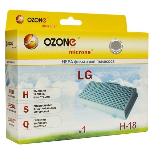 Ozone Фильтр HEPA H-18
