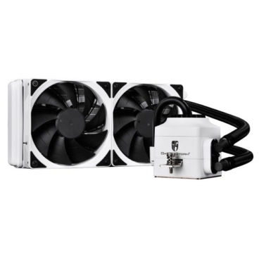 Кулер для процессора Deepcool Captain 240 EX White RGB