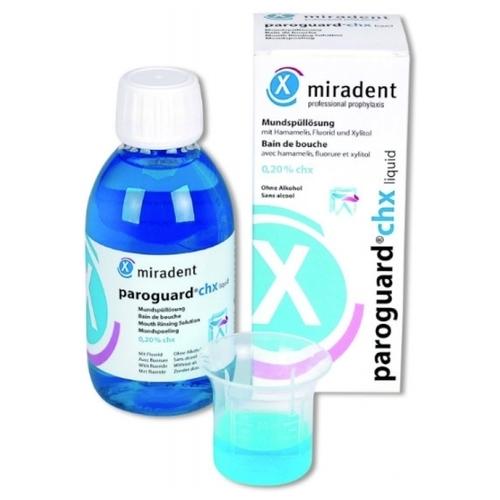 Miradent ополаскиватель Paroguard CHX