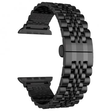 Lyambda Ремешок из нержавеющей стали Castor для Apple Watch 42/44 mm