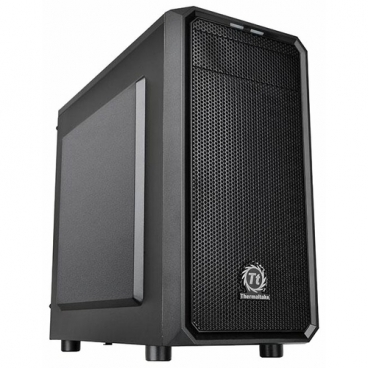 Компьютерный корпус Thermaltake Versa H15 CA-1D4-00S1NN-00 Black