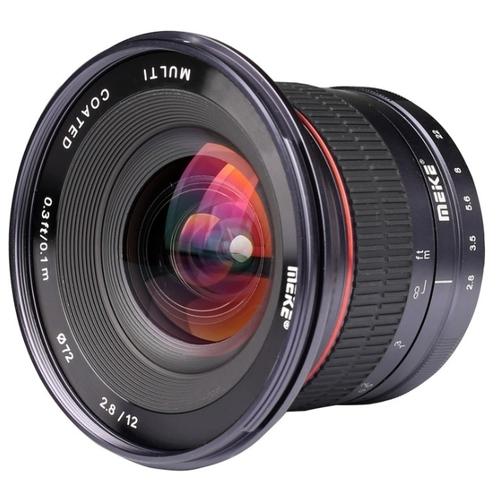 Объектив Meike 12mm f/2.8 Sony E