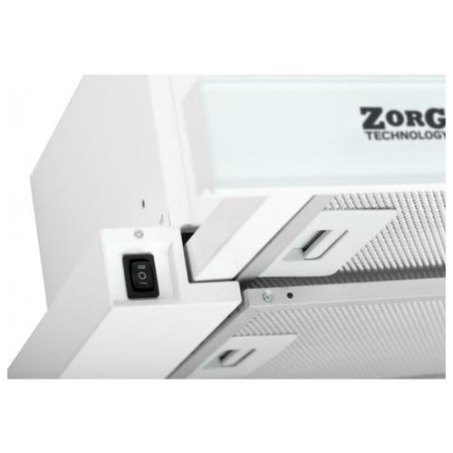 Встраиваемая вытяжка ZorG STORM G 700 60 WH