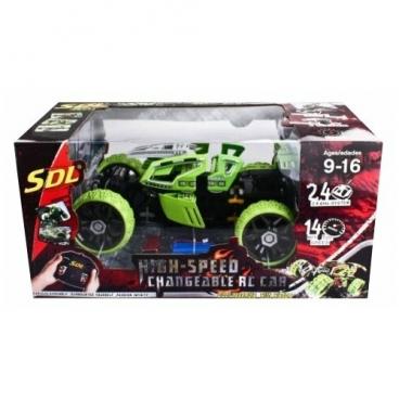 Электромеханический конструктор Sdl Racers 2012A-7