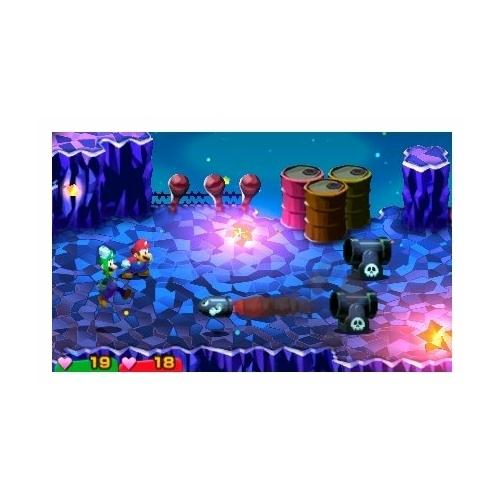 Mario & Luigi: Superstar Saga + Bowser's Minions