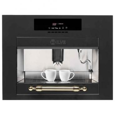 Кофеварка рожковая ILVE ES-645CTKA