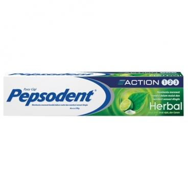 Зубная паста Pepsodent Action 1,2,3 Herbal