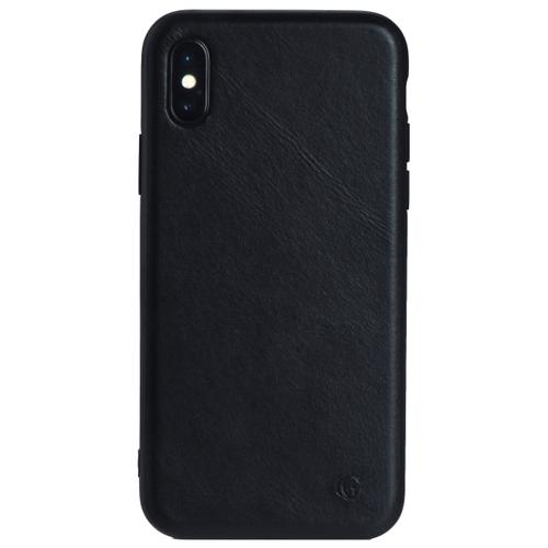 Чехол Gurdini Premium Leather для Apple iPhone X/Xs