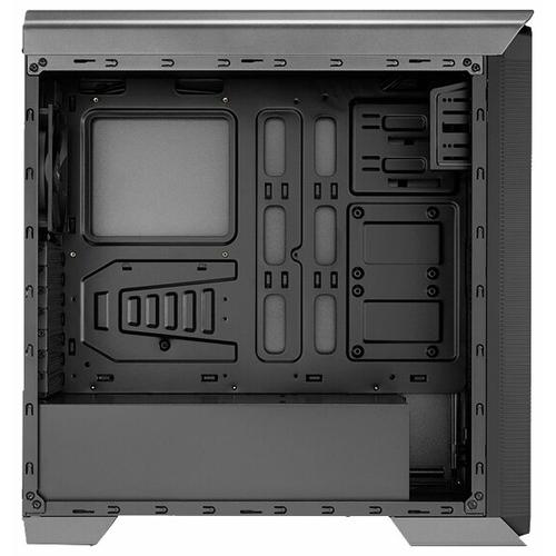 Компьютерный корпус AeroCool Aero-800 Black Edition