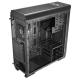 Компьютерный корпус AeroCool Aero-500 Window+CR Black Edition