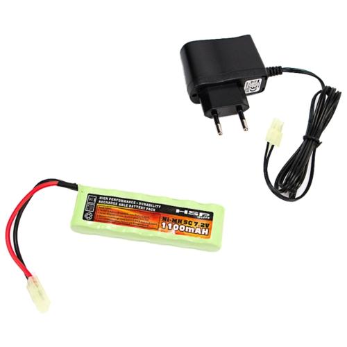 Внедорожник HSP Electric (94121) 1:10 40 см
