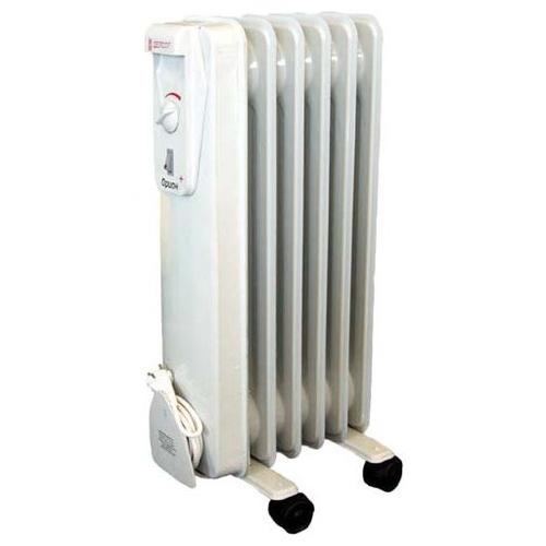 Масляный радиатор Делсот ЭРМПБ-1,0