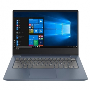 "Ноутбук Lenovo Ideapad 330S-14IKB (Intel Core i3 8130U 2200 MHz/14""/1920x1080/4GB/128GB SSD/DVD нет/Intel UHD Graphics 620/Wi-Fi/Bluetooth/Windows 10 Home)"