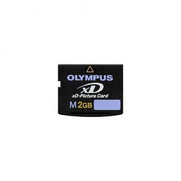 Карта памяти Olympus xD-Picture Card M-XD2GP