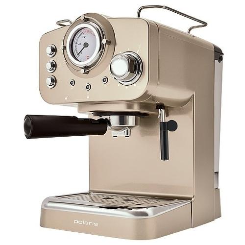Кофеварка рожковая Polaris PCM 1532E