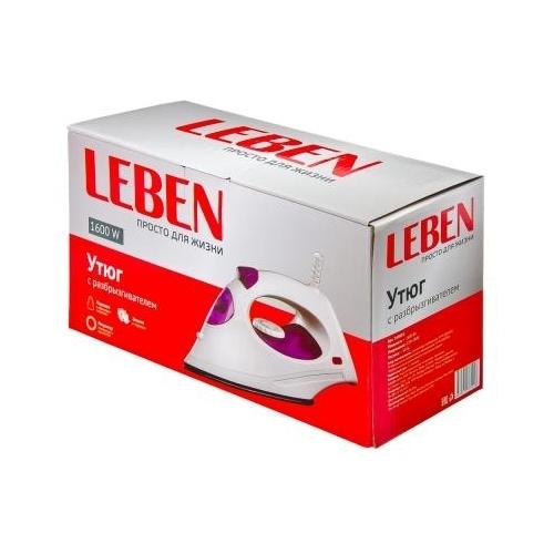 Утюг Leben 249-002