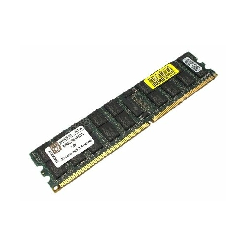 Оперативная память 4 ГБ 1 шт. Kingston KVR800D2D4P6/4G