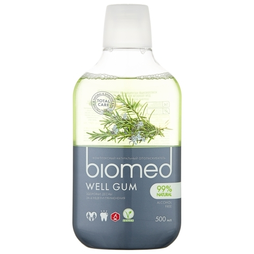Biomed ополаскиватель Well gum