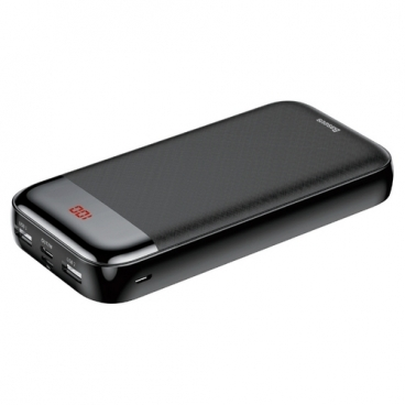 Аккумулятор Baseus Mini Cu digital display power bank 20000 mAh