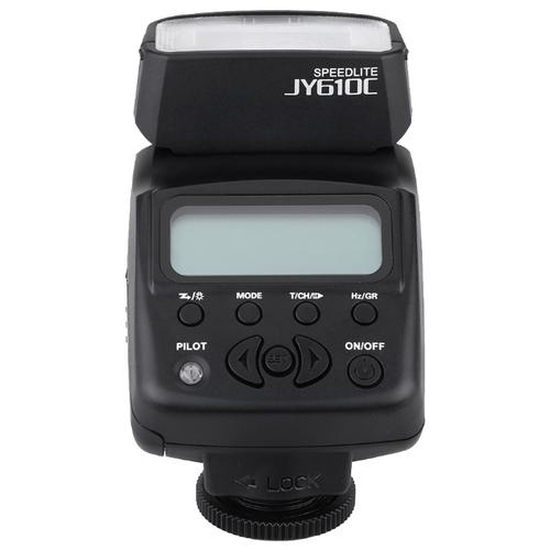 Вспышка Viltrox JY610C for Canon
