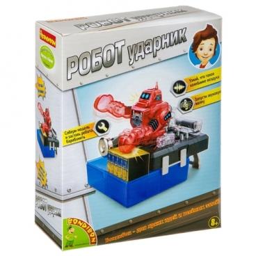Набор BONDIBON Робот ударник (ВВ2877)