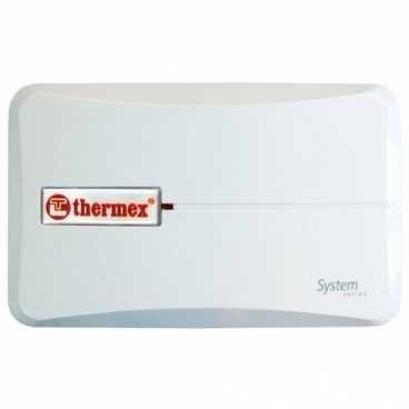 Проточный электрический водонагреватель Thermex System 800
