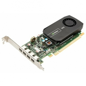 Видеокарта PNY Quadro NVS 510 PCI-E 3.0 2048Mb 128 bit (VCNVS510VGA-PB)
