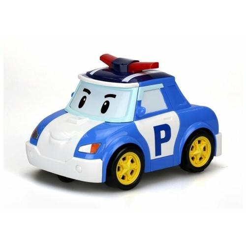 Легковой автомобиль Silverlit Robocar Poli Поли (83320) 14 см