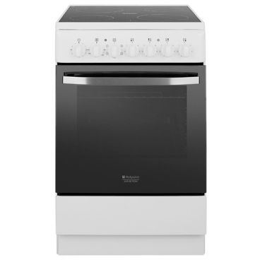 Плита Hotpoint-Ariston H5VSH1A (W)