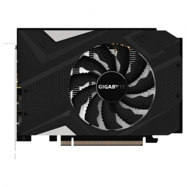 Видеокарта GIGABYTE GeForce RTX 2060 1695MHz PCI-E 3.0 6144MB 14000MHz 192 bit HDMI HDCP MINI ITX OC (rev. 2.0)