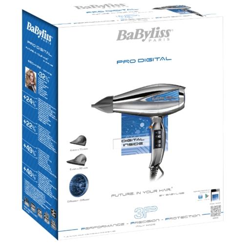 Фен BaByliss 6000E