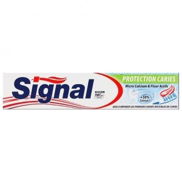 Зубная паста Signal против кариеса