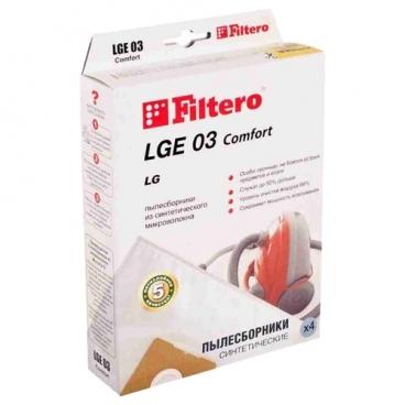 Filtero Мешки-пылесборники LGE 03 Comfort