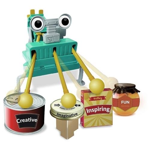 Набор 4M Робот-барабанщик 00-03372