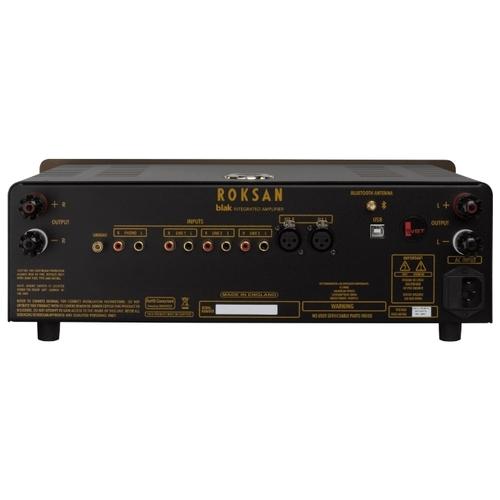 Интегральный усилитель Roksan blak Integrated Amplifier