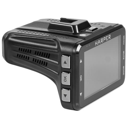Видеорегистратор с радар-детектором HARPER DVHR-915