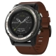 Часы Garmin D2 Charlie с кожаным ремешком