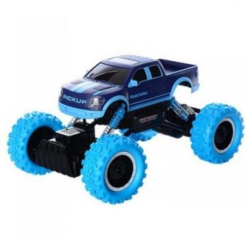 Внедорожник HuangBo Toys HB Rock Crawler 4WD 1:14