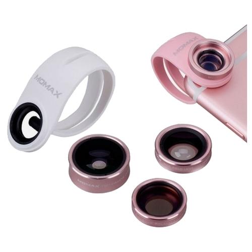 Набор объективов MOMAX 4 in 1 Superior Lens Set