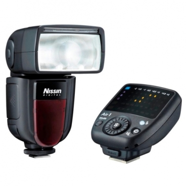 Вспышка Nissin Di700A + Air1 for Four Thirds