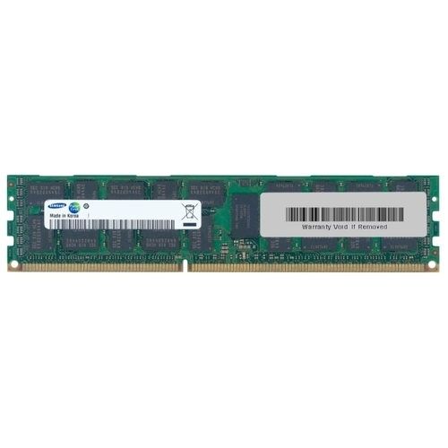 Оперативная память 16 ГБ 1 шт. Samsung DDR3 1600 Registered ECC DIMM 16Gb (M393B2G70BH0-CK0)